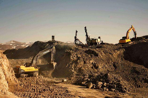 ایران دارای غنای معدنی فلزی و غیر فلزی اثربخشی است
