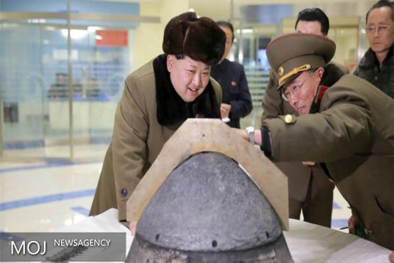 کره شمالی سلاح های جدید اتمی می سازد