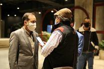 قدردانی حسین انتظامی از برگزاری جشنواره هنر زنده است
