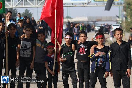 راهپیمایی جاماندگان اربعین حسینی در اصفهان