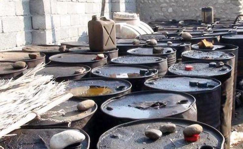 30 هزار لیتر سوخت قاچاق در میناب کشف شد