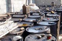 قاچاقچیان در جابجایی 76 هزارلیتر سوخت قاچاق ناکام ماندند