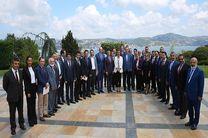 قدردانی اردوغان از روزنامه نگاران ترکیه