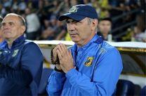 دستمزد ۲.۴ میلیون یورویی فدراسیون فوتبال روسیه برای سرمربی آزمون