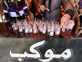 برپایی موکب اداره کل اوقاف استان اصفهان در چذابه
