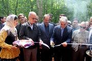 افتتاح ساختمان موزه مشاهیر گیلان با حضور نوبخت