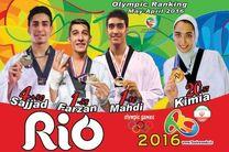 تکواندوکاران المپیکی در اهواز اردو می زنند