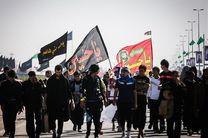 میزبانی ۲۵ موکب هرمزگان از زائران اربعین حسینی