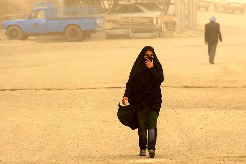 وقوع گرد و خاک و بارش پراکنده برای خوزستان پیش بینی می شود