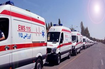 الحاق ۶ دستگاه آمبولانس به ناوگان اورژانس بندرعباس