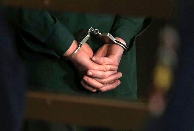 دستگیری مامور قلابی در رشت