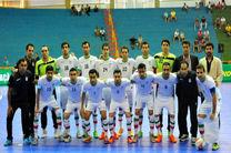 اسامی بازیکنان اعزامی تیم ملی فوتسال به باکو اعلام شد