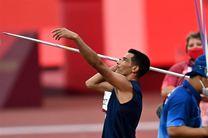 هشتمین طلای ایران در پارالمپیک بر گردن سعید افروز