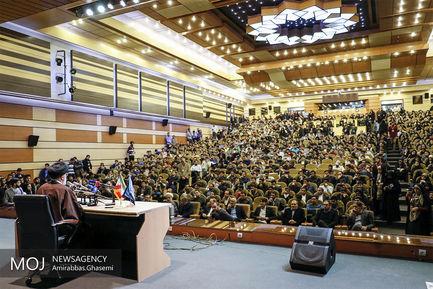 مراسم+روز+دانشجو+در+دانشگاه+شهید+بهشتی