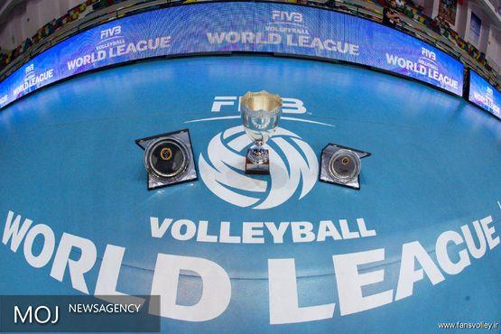 برنامه رقابتهای لیگ جهانی والیبال ۲۰۱۶ + جدول