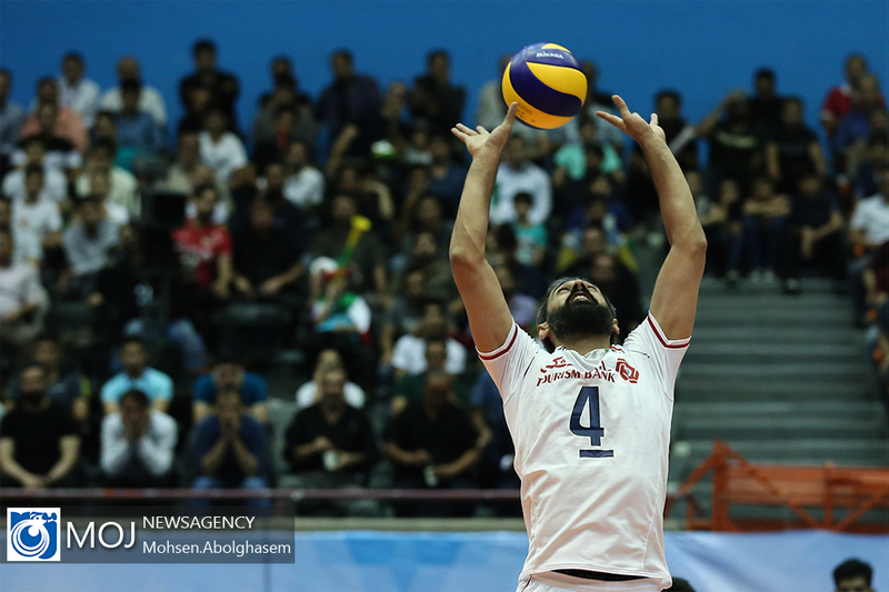 ساعت بازی والیبال ایران و قزاقستان مشخص شد