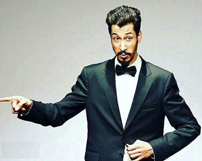 بهرام افشاری به بازیگران فیلم سینمایی بعد از اتفاق پیوست