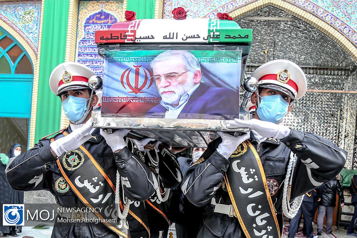 اسرائیل مسئول ترور محسن فخری زاده است