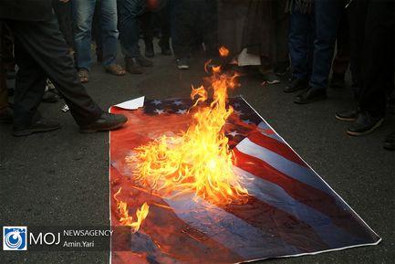 راهپیمایی+مردمی+حمایت+از+اقتدار+و+امنیت+در+تهران