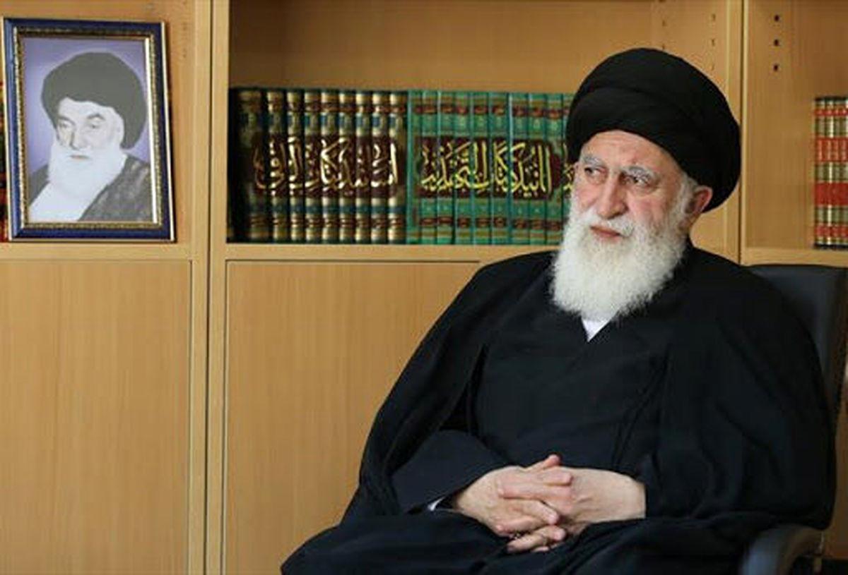 آیت الله علوی بروجردی فاجعه تروریستی افغانستان را تسلیت گفت