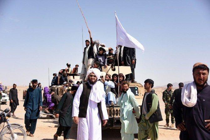 کشته شدن 9 پلیس افغانستان به دست نیروهای طالبان