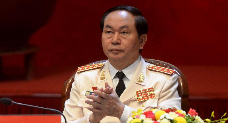 رئیس جمهوری ویتنام صبح امروز درگذشت