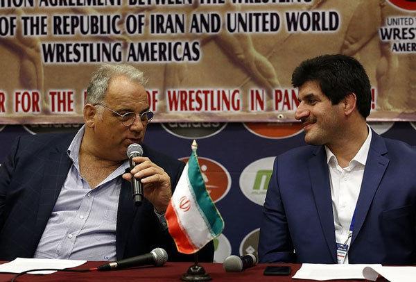 مخالفت اتحادیه جهانی با میزبانی ایران از جام جهانی کشتی