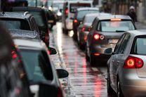 کاهش میزان تردد در سطح استان اردبیل