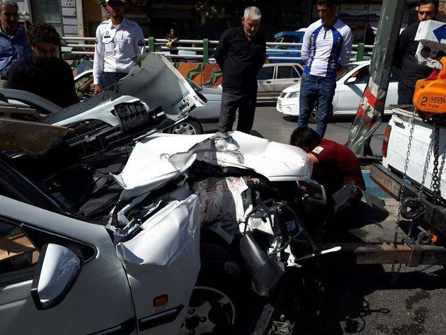 ۹ کشته و ۲۱ مجروح در تصادفات ۲۴ ساعت گذشته جاده های کشور