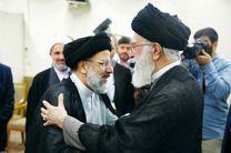 حجت الاسلام و المسلمین رئیسی رییس قوه قضائیه شد