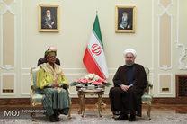 اراده جمهوری اسلامی ایران تحکیم روابط همه جانبه با آفریقای جنوبی است