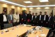 مدیرعامل و اعضا جدید هیات مدیره منطقه ویژه صنایع انرژی بر پارسیان منصوب شدند