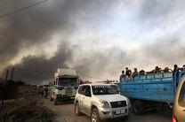 نیروهای ترکیه، بمباران در خاک سوریه را تشدید کرده اند