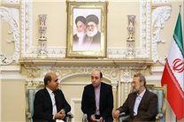لاریجانی: نباید اجازه داد در روند توسعه همکاریها خللی ایجاد شود/ بوییان: اهمیت همکاری ایران با بنگلادش در تثبیت صلح منطقه