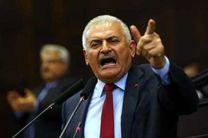 نخست وزیر ترکیه: خطر کودتا هنوز پابرجاست