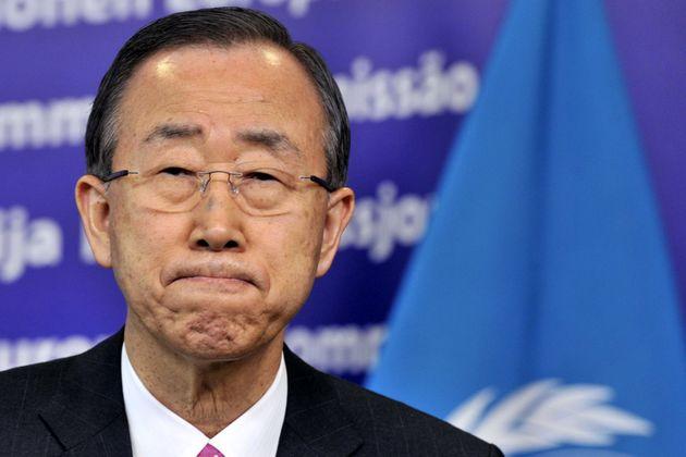 روسیه و آمریکا از گزارش شش ماهه نخست بان کی مون انتقاد کردند