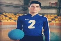 ورزشکار سنندجی به پنجمین اردوی تیم ملی گلبال جوانان کشور دعوت شد