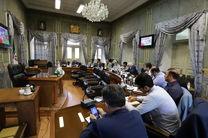 سی و یکمین جلسه کمیسیون حمل و نقل و ترافیک شورای شهر رشت برگزار شد
