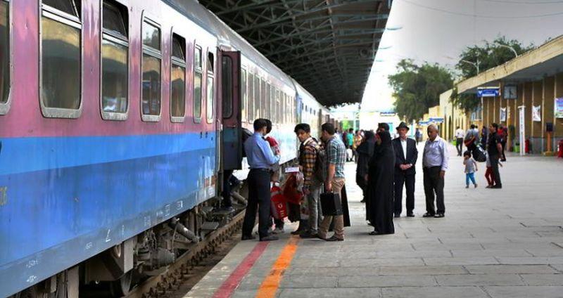 بلیت رفت و برگشت قطار مشهد  ۸۸ هزار تومان
