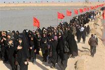 اعزام هزار دانش آموز دختر به مناطق عملیاتی جنوب
