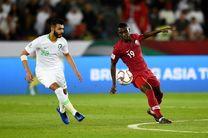 مهاجم تیم ملی قطر به دنبال شکستن رکورد علی دایی