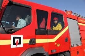 انجام دو هزار عملیات حریق در شهر کرمانشاه