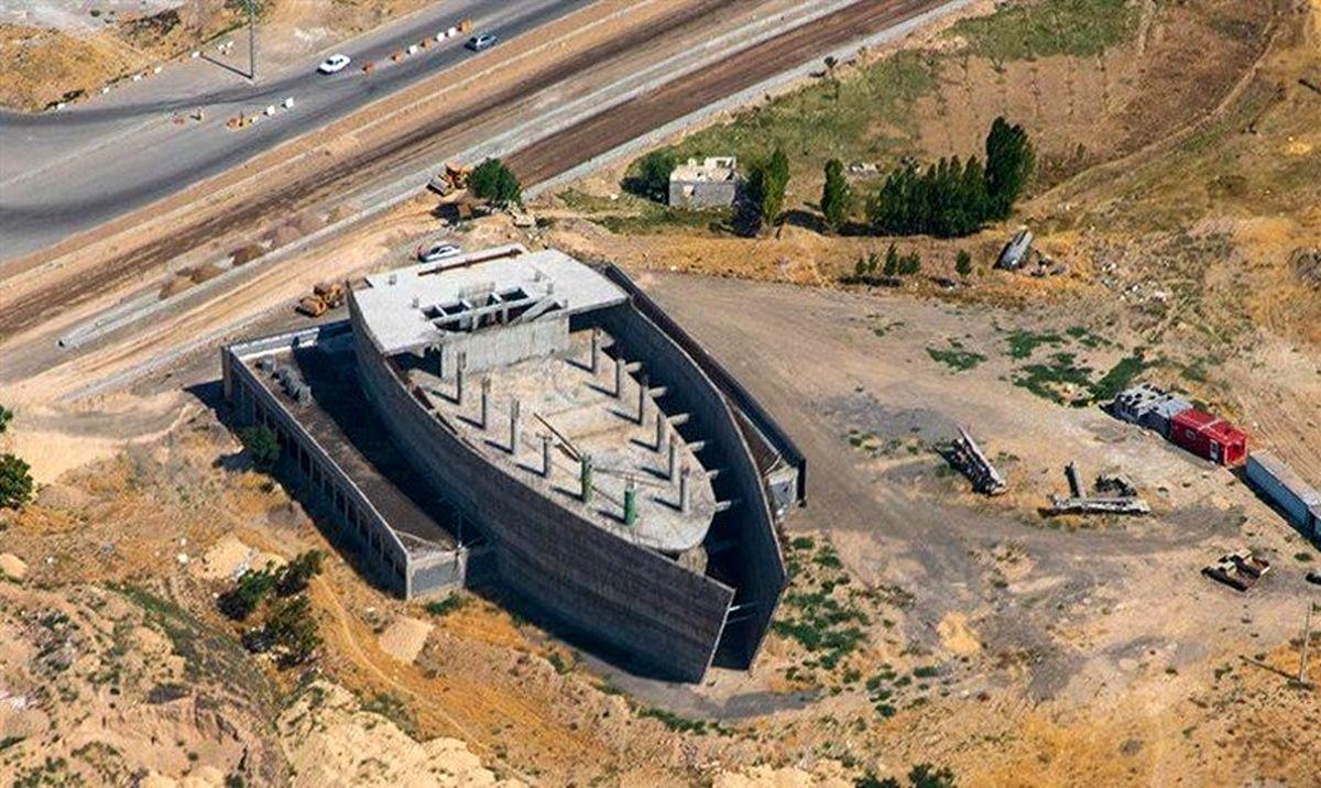 موزه دفاع مقدس اردبیل تا دهه فجر تکمیل خواهد شد