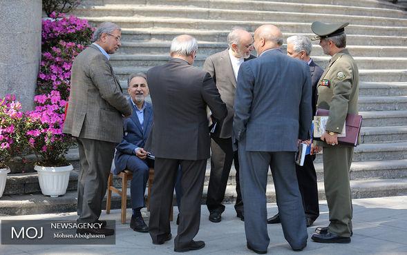 آخرین جلسه هیات دولت در سال ۹۶