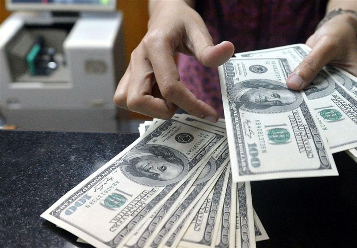 قیمت ارز در بازار آزاد تهران ۷ آبان ۹۹/ قیمت دلار اعلام شد