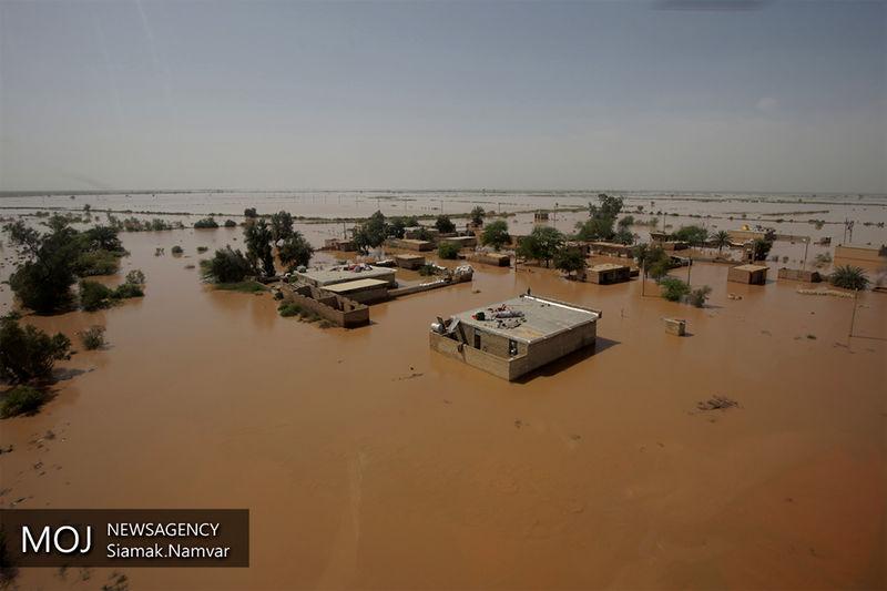 اقدامات مخابرات منطقه اصفهان در پی وقوع سیل در  مناطق سیل زده  کشور