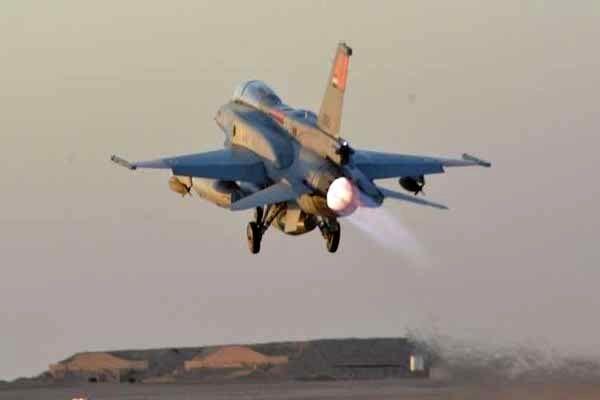جنگنده های عربستان به استان صعده حمله کردند