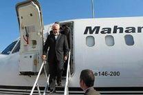 وزیر امور خارجه  وارد آذربایجان شد