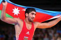 محرومیت یکساله قهرمان کشتی المپیک بدلیل دوپینگ