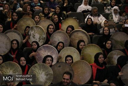 افتتاح+خانه+دف+حوزه+هنری+استان+کرمانشاه